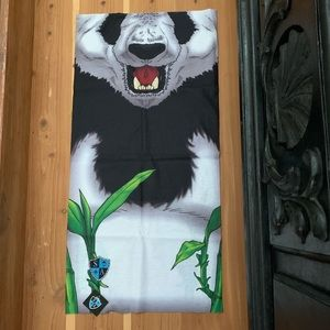 NWT Panda multi use face mask